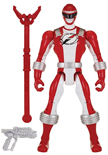 "Power Rangers Super Megaforce - 5"" Operation Overdrive Action Hero"