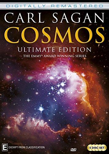 DVD : Cosmos: A Personal Voyage - Utimate Dvd Edition (5 Discos)