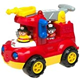 Flash the Fire Truck ~ Toys