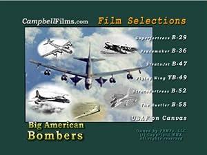 USAF Big American Bomber DVD B-29 B-36 B-47 B-49 B-52 B-58 Historical old Films Newsreels DVD