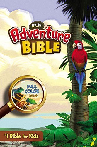 Biblia aventura: Nueva versión de King James