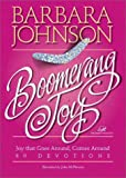 Boomerang Joy (0310220068) by Barbara Johnson