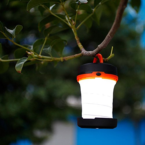 LE-Collapsible-LED-Camping-Lantern-Flashlight-Dual-Purpose-3-Modes-Battery-Powered-Water-Resistant-Home-Garden-and-Camping-Lanterns-for-Hiking-Emergencies-Outages