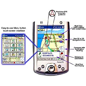 Pharos Ostia GPS Navigation Software