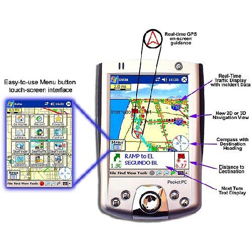 Pharos Ostia GPS Navigation Software