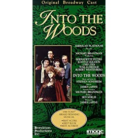 Into the Woods [VHS] [Import]