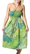 One-size-fits-most Tube Dress/Coverup…