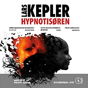 Hypnotisøren [The Hypnotist] Audiobook