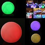 私の家族 7 色の変化の夜ライト デコレーション ライトの形をしたボールのラウンド