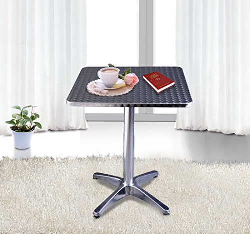 Table de bar table de cuisine salle manger hauteur - Amazon table de bar ...