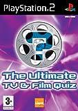 echange, troc The Ultimate TV & Film Quiz (PS2) [import anglais]