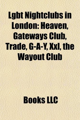 Lgbt Nightclubs in London