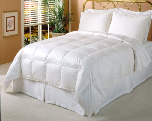 Blue Ridge Home Fashions 300-Thread Count Down Alternative Comforter, King