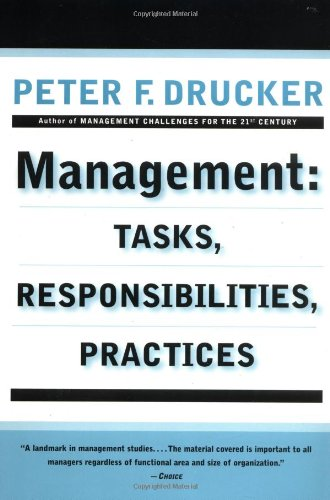 Peter Drucker Books Pdf