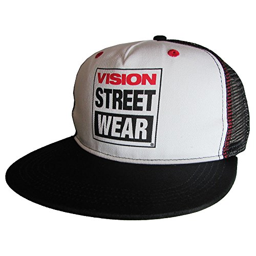 Vision Street Wear Foundation Adjustable Trucker Hat