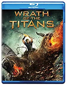 Wrath of the Titans [Blu-ray]