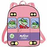 LeapFrog My First LeapPad Bus Backpack (Pink)