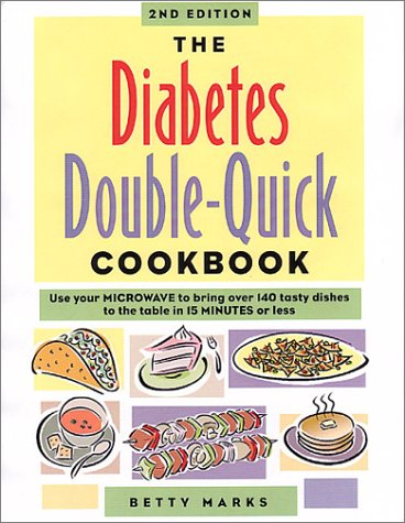 The Diabetes Double-Quick Cookbook 2 Ed