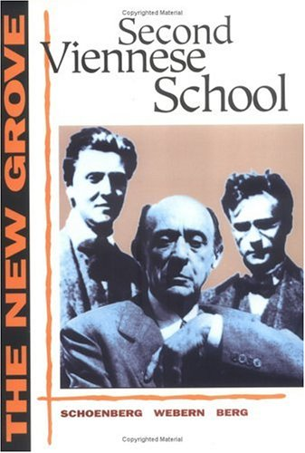 second viennese school in opinion or insight by arnold schonberg Search for other works by this author on: when linked with schoenberg's music, or with that of his entire second viennese school, the idea of 'the emancipation of dissonance' generally serves two related purposes not only is the purpose historical in the way that the music of schoenberg and.