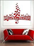 Wall1ders Rhythm & Soul Wall Sticker with 1 Rakhi, 1 Band, 1 Tricolor & 2 acrylic sticker free