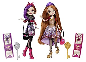Ever After High Holly O'Hair and Poppy O'Hair Doll (2-Pack) from Ever After High