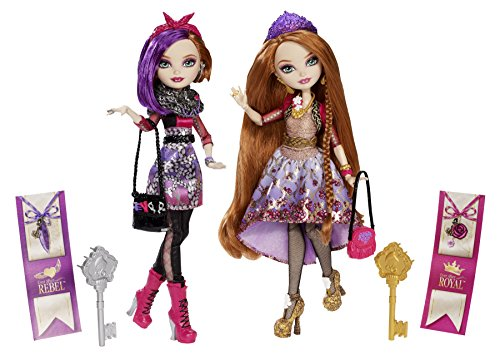 braided hairstyles Ever After High Holly O