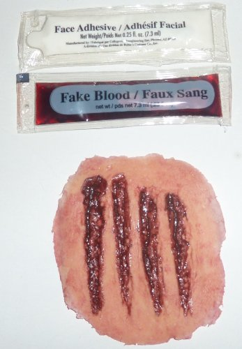 Rubies-Costume-Reel-FX-Love-Scratch-Claw-Marks-Kit