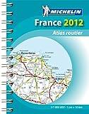 echange, troc Collectif Michelin - Mini atlas France 2012