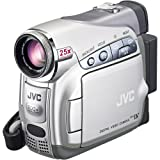 JVC GR-D250 MiniDV Camcorder w/25x Optical Zoom