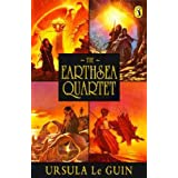 "The Earthsea Quartet: ""A Wizard Of Earthsea""; ""The Tombs of Atuan""; ""The Farthest Shore""; ""Tehanu"" (Puffin Books)by Ursula Le Guin"