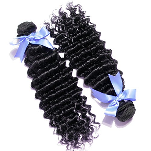 Danolsmann-Hair-Top-Quality-Peruvian-Virgin-Remy-Human-Hair-Extensions-100-Unprocessed-Peruvian-Deep-Curly-Hair-2-Bundles-Natural-Black-Color-No-Shedding-Tangle-Free