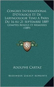) (French Edition): Adolphe Cartaz: 9781168608901: Amazon.com: Books