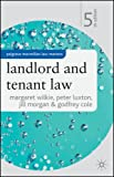 Landlord and Tenant Law (Palgrave Law Masters)