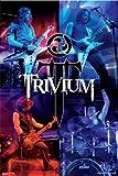 Poster - Trivium- Live Oben Poster Print, 61x92 von Trivium