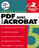 PDF avec Acrobat 5