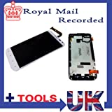 Full lcd screen+touch panel digitizer Assembly for HTC Sensation XL X315e G21 + Middle chassis /frame