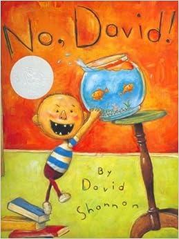 No, David!: David Shannon: 9780590930024: Amazon.com: Books