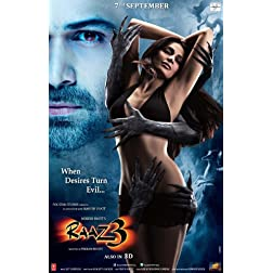 Raaz 3  (Hindi Movie / Bollywood Film / Indian Cinema DVD) (2012)