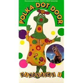 Polka Dot Door:Dinosaurs!