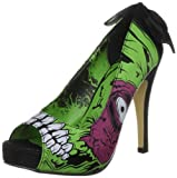Iron Fist Women's Zombie Stomper Platforms Heels