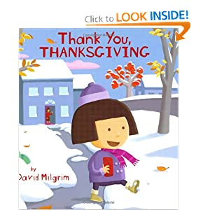 Thank You, Thanksgiving