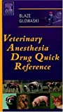 img - for Veterinary Anesthesia Drug Quick Reference, 1e book / textbook / text book