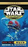 Dark Tide II: Ruin (Star Wars: The New Jedi Order, Book 3) (0345428560) by Stackpole, Michael A.