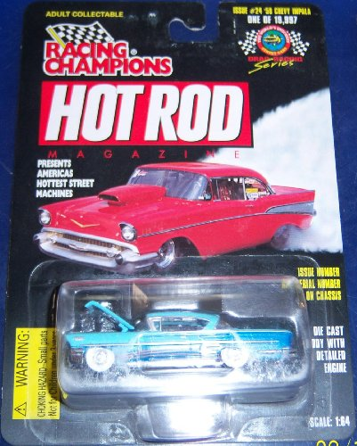 Hot Rod # 24 '58 Chevy Impala - 1