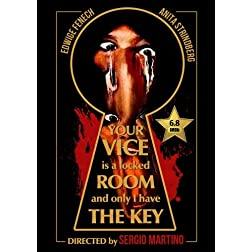 Your Vice Is a Locked Room and Only I Have the Key [VHS Retro Style DVD] 1972