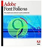 Adobe Font Folio 9.0 MLP [Old Version]