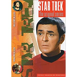Star Trek TOS Captains Collection Lobby Chase Card #73 The Lights of Zetar