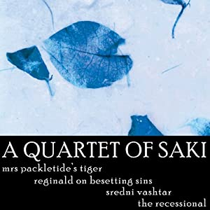 A Quartet of Saki Audiobook
