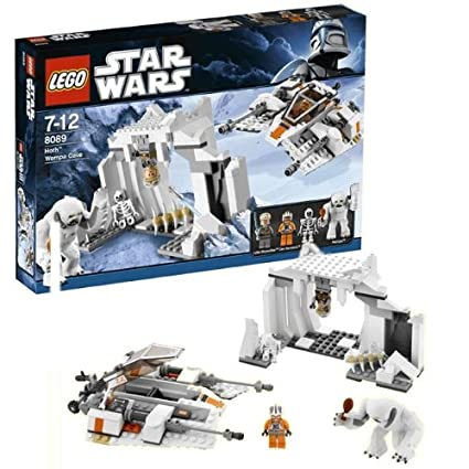 Lego - 8089 - Jeux de construction - lego star wars - Hoth Wampa Cave