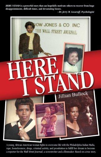 Book: Here I Stand by Jillian Bullock